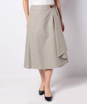 【セットアップ対応商品】ミクセルミックススカート
