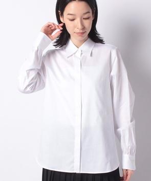 コットンツイルシャツ