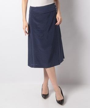 【セットアップ対応商品】BINDAジオメトリックプリントスカート