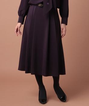 【セットアップ対応商品】マイクロドットプリントスカート