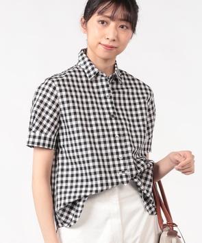 C/Lギンガムチェックシャツ