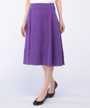 【セットアップ対応商品】フランダースリネンスカート