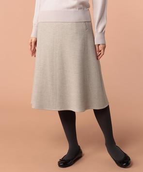 ツイルジャージースカート