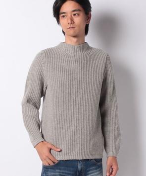 ウールローゲージセーター