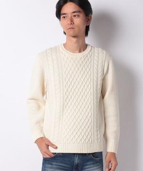 ウール5ゲージセーター