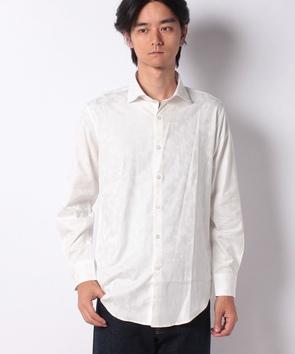 セミワイドドレスシャツ