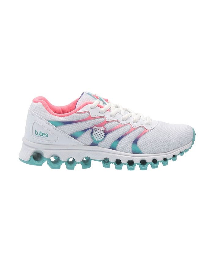 TUBES COMFORT 200【White/Fluo Pink/Blue Turquoise】