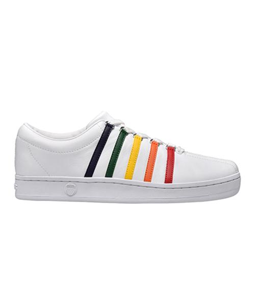 CLASSIC 88[White/Rainbow]