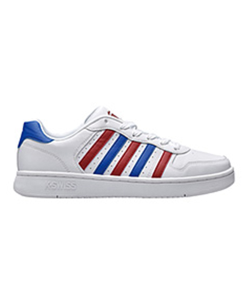 COURT PALISADES[White/Blue/Red]