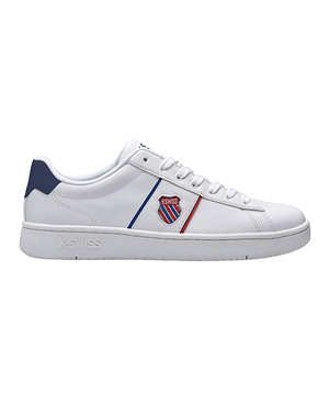COURT VITTOR [White/Navy/Red]