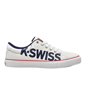 KSL 13 T[White/Navy/Red]