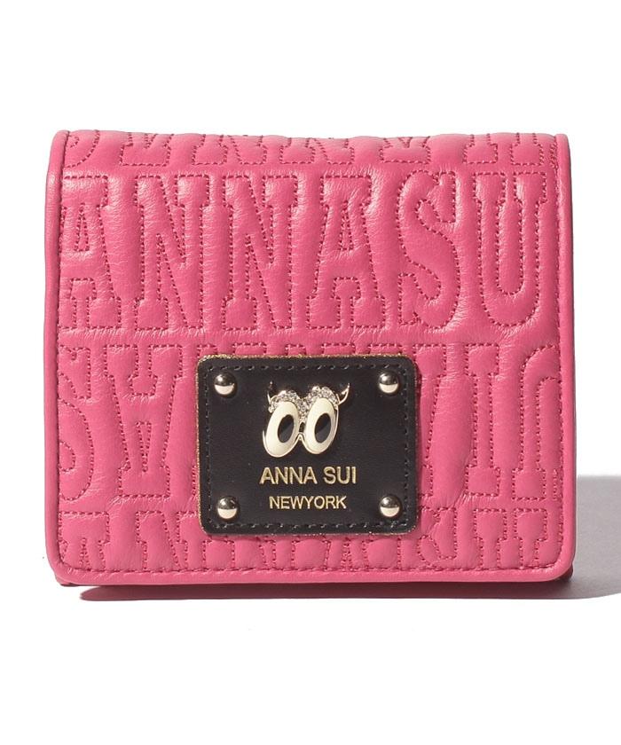 ピーク ア ブー 二つ折りBOX財布