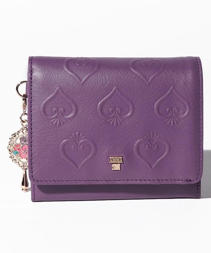 スイハート 二つ折りBOX財布
