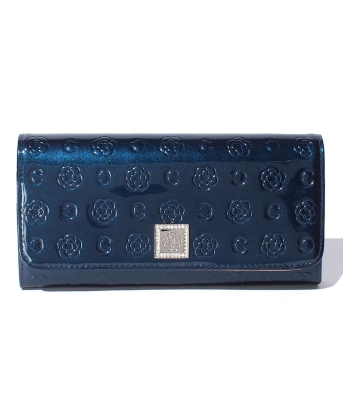 ベティー フラップ長財布