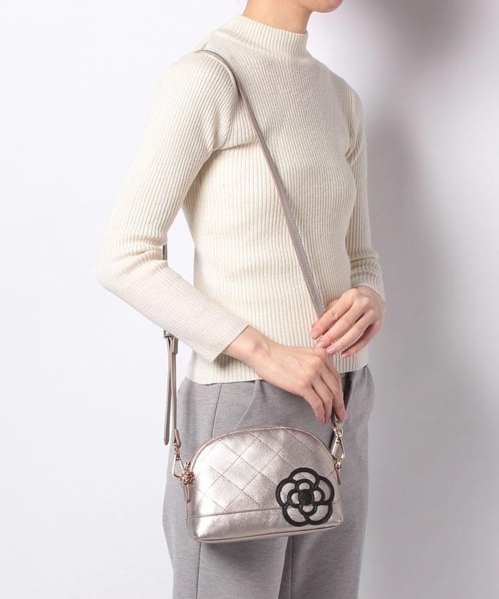 【WEB限定】<br>メリッサ スマホケース付きミニショルダーバッグ