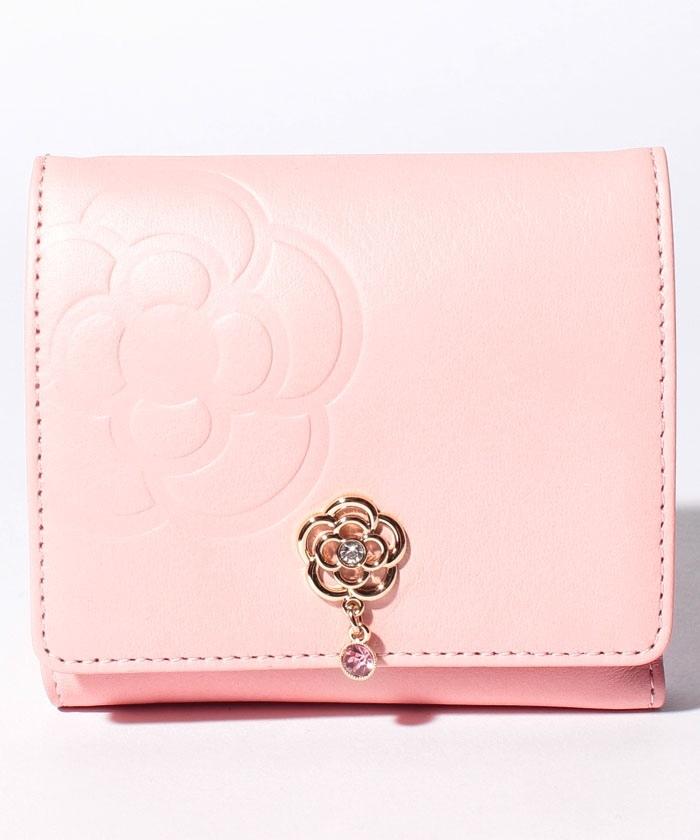 リュンヌ 二つ折りBOX財布