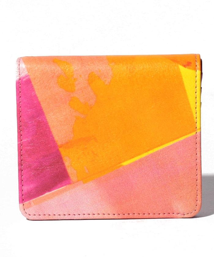 Juice 二つ折りミニ財布
