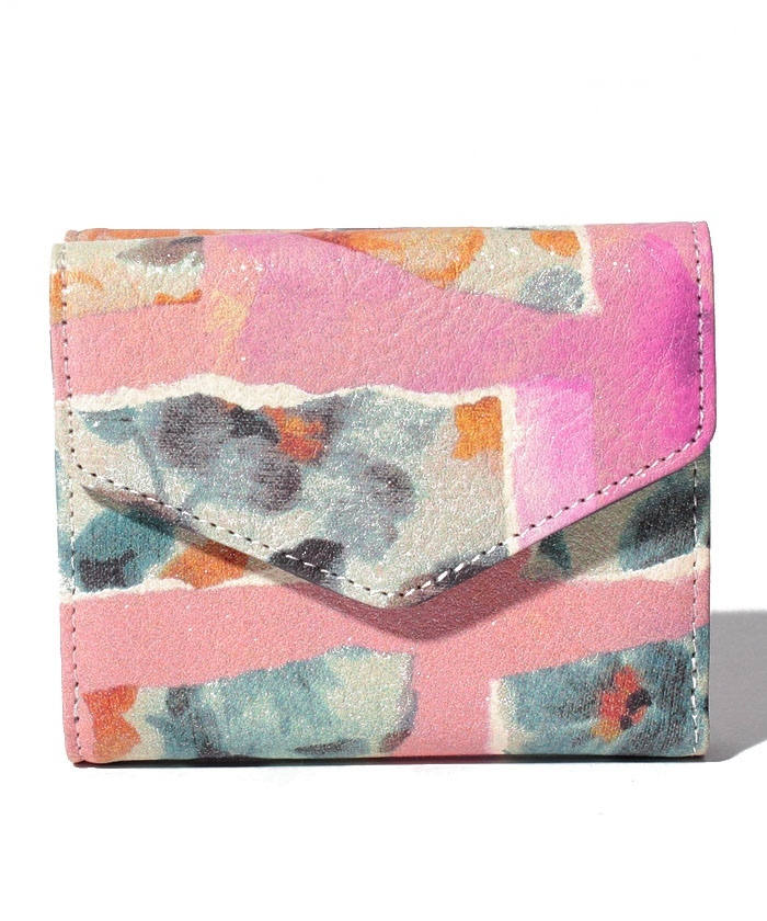 fragrant 三つ折り財布
