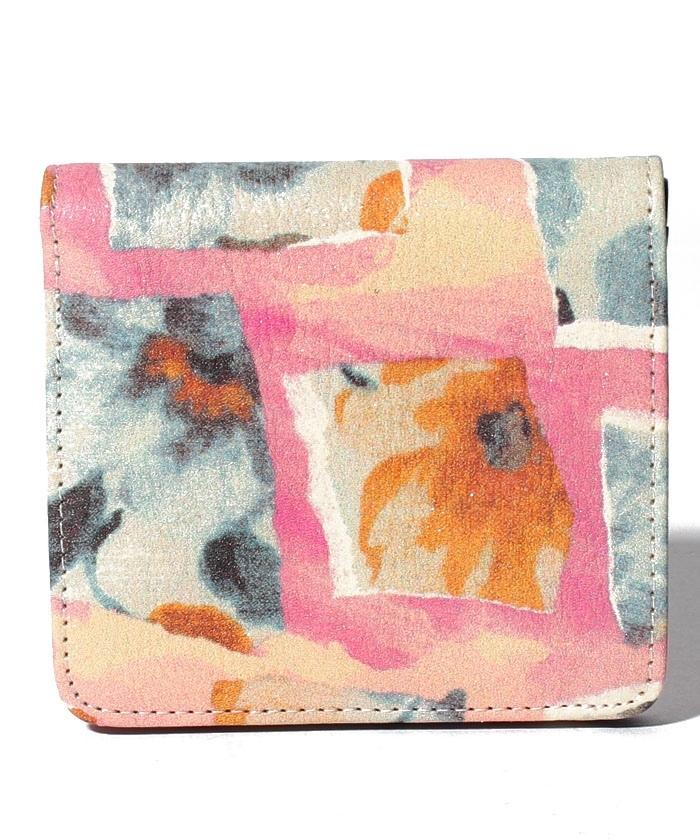 fragrant 【新型】二つ折り財布