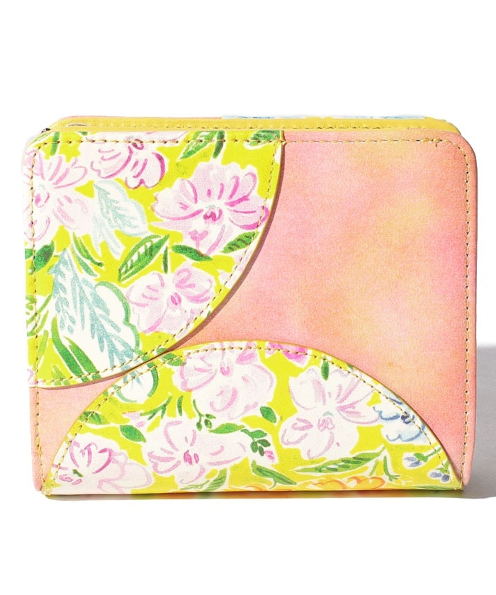 Bloom 三つ折り財布