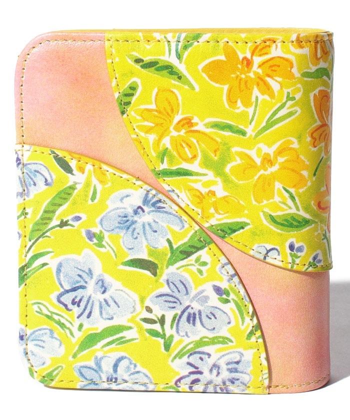 Bloom 二つ折り財布