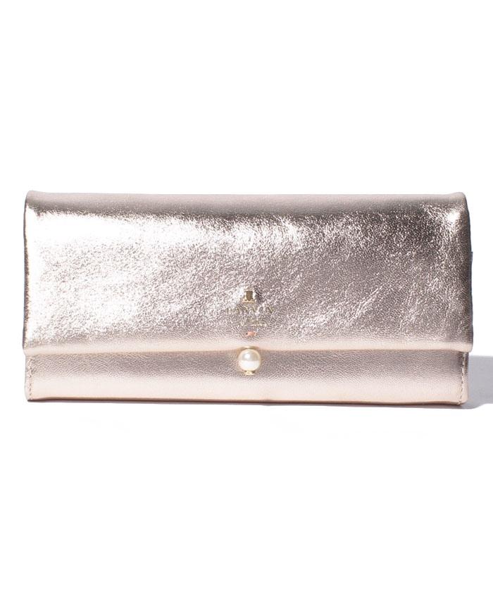 シャペルブランリ フラップ長財布
