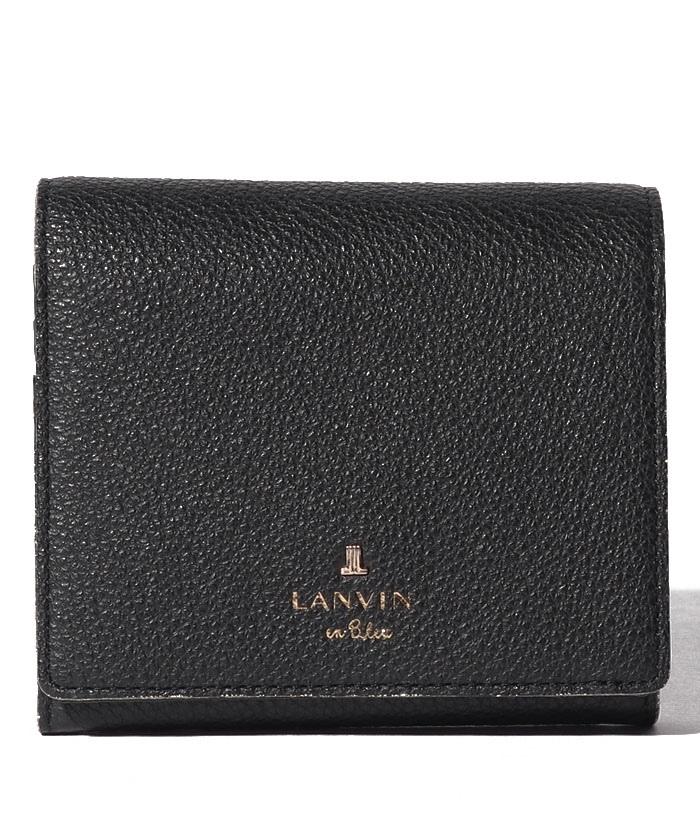 メラニー 二つ折りBOX財布