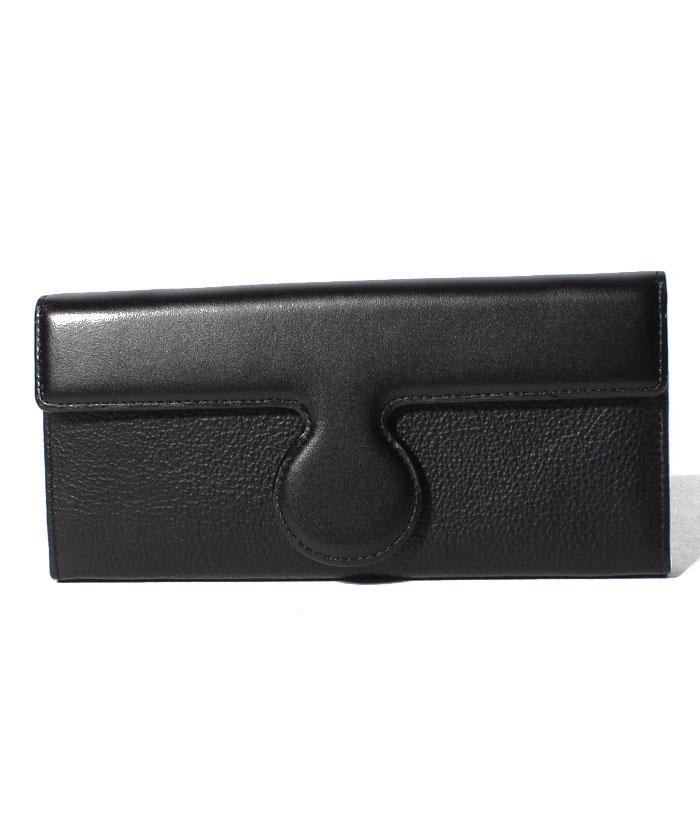 パズル フラップ長財布