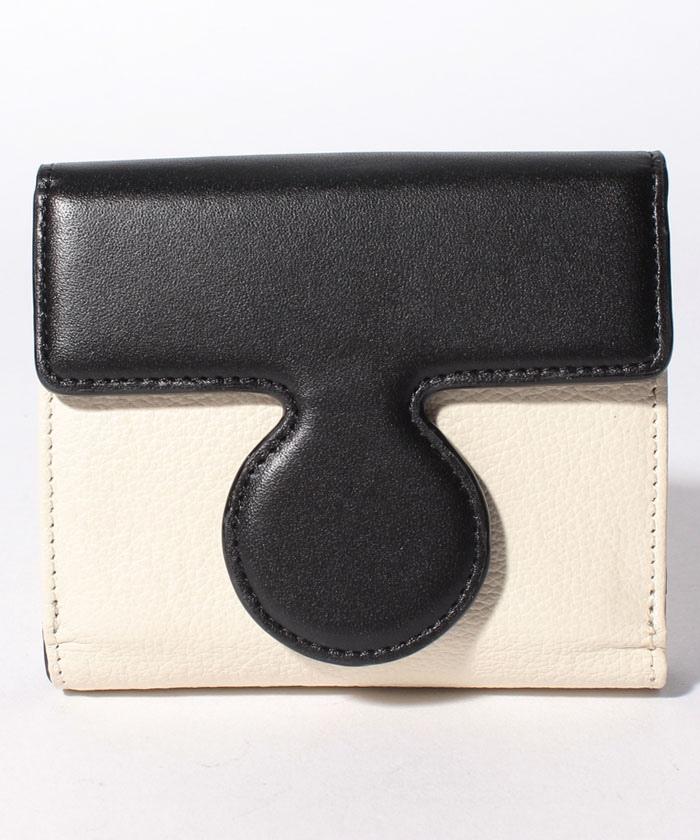 パズル 2つ折り財布