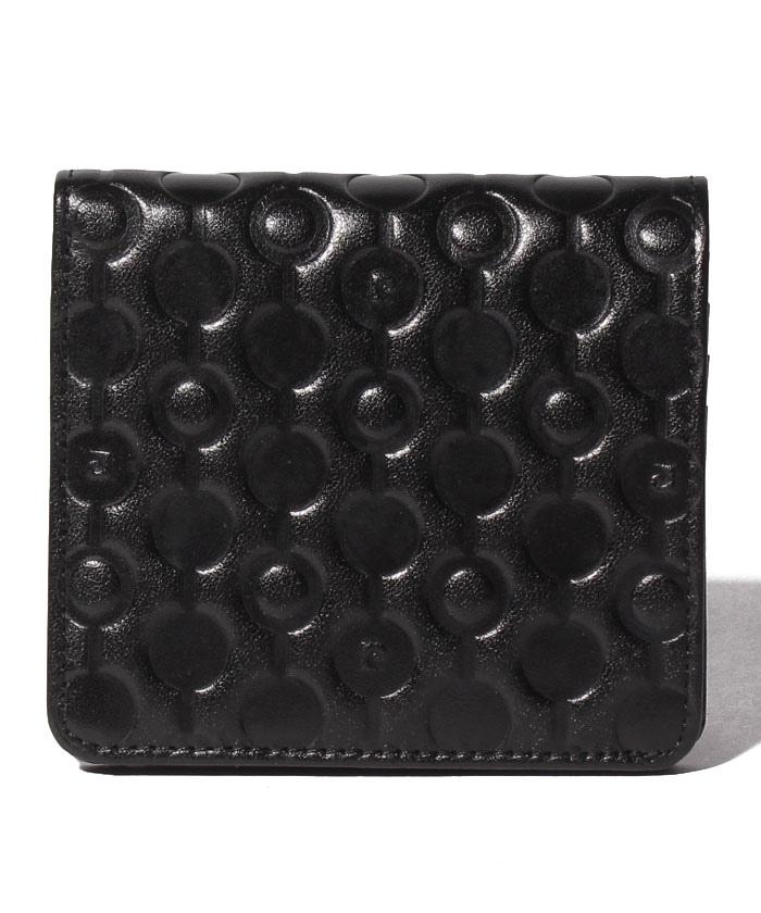 リヤン 二つ折りミニ財布