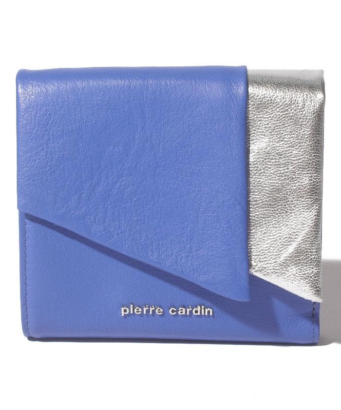 リュヌ フラップ二つ折り財布