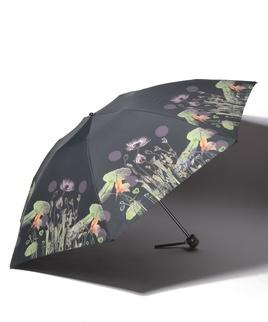 LANVIN COLLECTION 晴雨兼用傘 ミニ傘 ボタニカル