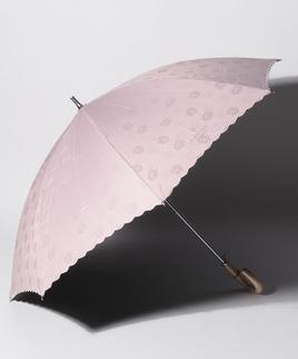 LAMVIN COLLECTION 晴雨兼用日傘 軽量 【ローズジャガード】