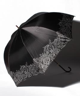 LANVIN COLLECTION(ランバンコレクション)傘 【フラワーレース】