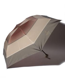 LANVIN COLLECTION(ランバンコレクション) 折りたたみ傘【先染めツイル】