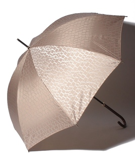 LANVIN COLLECTION(ランバンコレクション) 傘【ロゴジャガード】