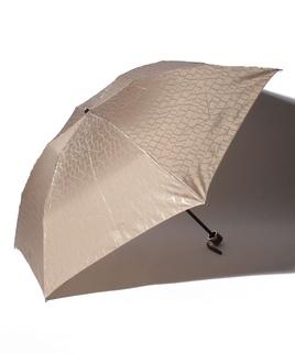 LANVIN COLLECTION(ランバンコレクション) 折りたたみ傘【ロゴジャガード】