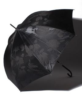LANVIN COLLECTION(ランバンコレクション) 傘【ローズジャガード】