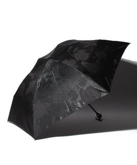 LANVIN COLLECTION(ランバンコレクション) 折りたたみ傘【ローズジャガード】