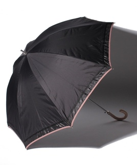 LANVIN CLLECTION(ランバンコレクション)晴雨兼用日傘 オーガンジーグログラン