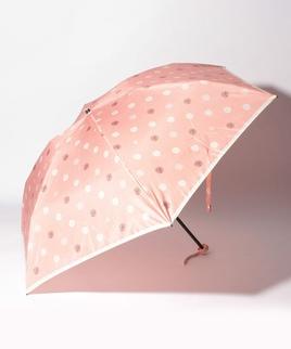 LANVIN COLLECTION(ランバンコレクション)折りたたみ傘 タフタプリント