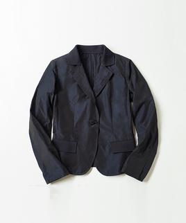 【WEBSHOP限定】テーラードタフタジャケット