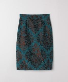 モールジャガードタイトスカート