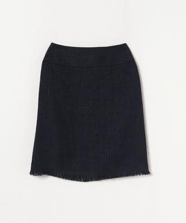 ソフトツィードAラインスカート