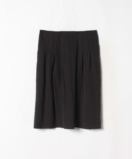フレアシルエットスカート