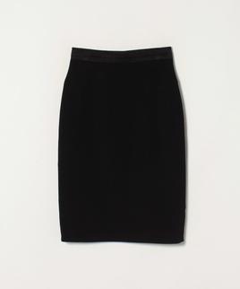 ダブルクレープタイトスカート