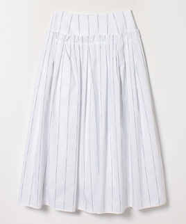 フリルロングスカート