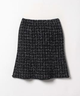 ツイードスカート