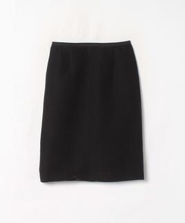 麻×コットンタイトスカート