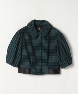 5分袖ジャケット